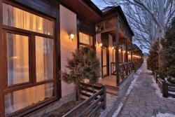 Barvilla Hotel, Ул.Сарыбагыша, д. 500, 720031, Këk-Dzhar