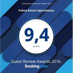 Palms Resort Apartments, Gregory Afxentiou 16, Alethriko , 7570, Alethriko