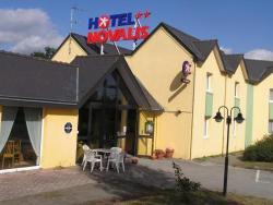 Inter-Hotel Novalis, 10 allée Victor Schoelcher, 29300, Quimperlé
