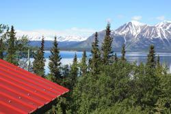 Atlin Lake and Mountain View Chalet, Warm Bay Road 4609 P.O.Box 148, V0W 1A0, Atlin