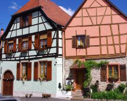 Gîte Meyer-Liss, 17 Rue des juifs, 68150, Ribeauvillé