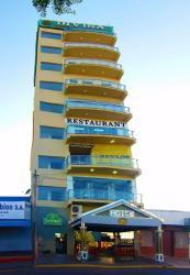 Hotel Divisa, Av. Mcal. Lopez, 1906 Predio, 8500, Cerro Cora-i