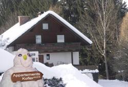 Appartements Kofler, Pruggererberg 200, 8965, Pruggern