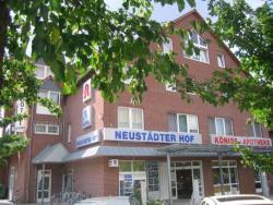 Neustädter Hof Hotel Garni GMBH, Königsberger Str. 43, 31535, Neustadt am Rübenberge
