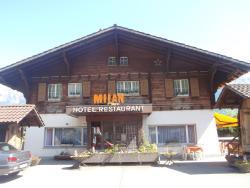 Hotel Milan, Hauptstrasse 218, 3852, Ringgenberg