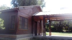 Cabaña el Chacho, Calle Wierna y Quitupies (Vaqueros), 4401, Vaqueros