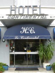 Hôtel Continental, 104 bis E. Vaillant, 18100, Vierzon