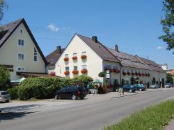 Hotel-Gasthof Zur Rose, Memminger Straße 64, 89264, Weißenhorn