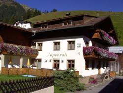 Gästehaus Alpenruh, Holzgau 92, 6654, Holzgau