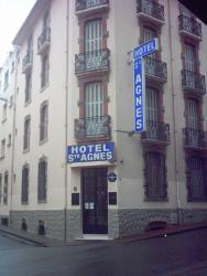 Hôtel Sainte Agnès, 13 Rue Saint Frai, 65100, Lourdes