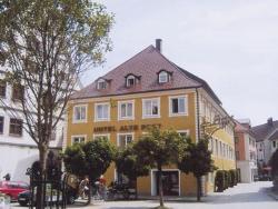 Hotel Alte Post, Postplatz 2, 88239, Wangen im Allgäu
