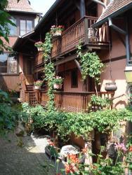 Hôtel de l'Ange, 125 rue des Trois Épis, 68230, Niedermorschwihr