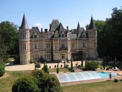 Château de Mesnard, 19 rue de Saint-Fulgent, 85500, Mesnard-la-Barotière
