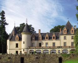Chateau Beuvrière, La Beuvrière, 18100, Saint-Hilaire-de-Court