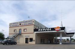 Hostal Parador de los Galanes, Carretera 141 km 3,710 , 13200, Manzanares