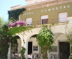 Hotel Comodoro, Mendez Nuñez 1, 17497, Portbou