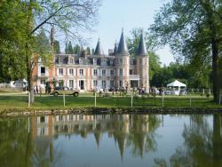 Chateau de la Plumasserie, Route de Bellefontaine - Visy, 77610, Fontenay-Trésigny