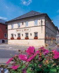 Hotel Post, Lobensteiner Str. 1, 96365, Nordhalben