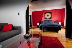 B&B Luxe Suites-1-2-3, Lange Lozanastraat 16, 2018, Antwerp