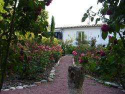 Chambre d'Hôtes Dyrslot, 18 Chemin des Gravières, 33910, Saint-Denis-de-Pile