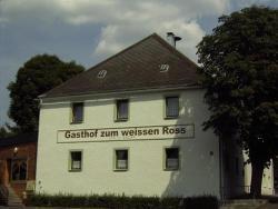 Gasthof zum weissen Ross, Dorfstrasse 1, 95701, Groschlattengrün