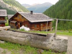 Maxerhütte auf der Alfenalm, Kalkstein, 9932, Innervillgraten