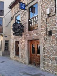Hostal Restaurante El Chato, Real de Abajo, 22, 05110, El Barraco