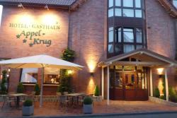 Hotel Gasthaus Appel Krug, Oststr. 11, 33129, Delbrück