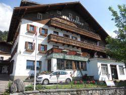 Gasthof Neuhof, Markt 64, 5741, Neukirchen am Großvenediger