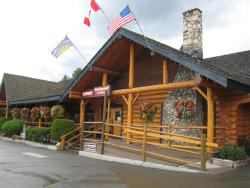 Cariboo Lodge, 1414 Cariboo Highway, V0K 1K0, Clinton