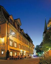 Hotel Garni Krone, Obertorstraße 2, 78315, Radolfzell am Bodensee