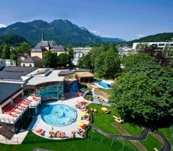 EurothermenResort Bad Ischl Hotel Royal, Voglhuberstraße 10, 4820, Bad Ischl