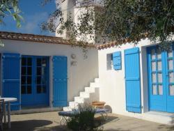 Le Buzet Bleu Bed & Breakfast, 5, Place des Martyrs, 85330, Noirmoutier-en-llle
