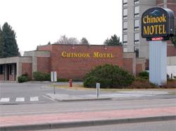 Chinook Motel, 1245 Mayor Magrath Drive South, T1K 2R1, Lethbridge