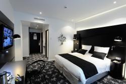 Quality Hotel Centre Del Mon Perpignan, 35, Boulevard Saint-Assiscle, 66000, Perpignan
