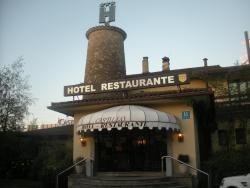 Hotel Castillo, Carretera Nacional, 1 km.417, 20212, Olaberría