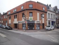Hotel Restaurant La Cuis'in, 20 place de la République, 59210, Coudekerque-Branche