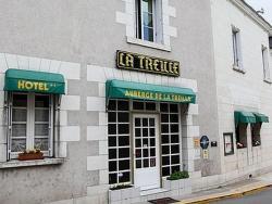 Auberge de la Treille, 2 rue d'Amboise, 37270, Saint-Martin-le-Beau