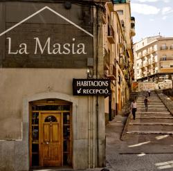 Hostal La Masia, Plaça Sant Ignasi, 21, 08241, Manresa