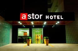 Astor Hotel, Rua Maria Da Conceicao Arantes Ramos, 4-40, 17012-270, Bauru