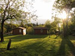 Camping Auberge les Myrtilles, La Goutte Saint Hoan, 03250, Saint-Nicolas-des-Biefs