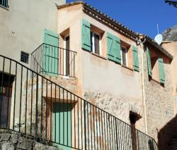 Gîtes Communaux Le Mas, 40 rue du chateau, 06910, Le Mas