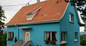 Chambres d'hotes  La Maison Bleue Dieffenbach au Val