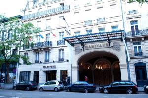 Marivaux Hotel Bruxelles