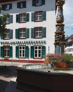 Hotel zum Spalenbrunnen Bâle