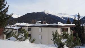 Haus Azalea durante el invierno