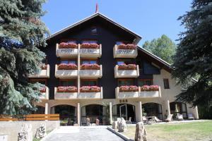 Hotel La Balme Alphand Saint-Chaffrey