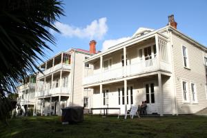 Verandahs Backpackers Lodge Auckland