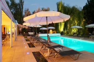 Hotel Les Jardins d'Adalric Obernai