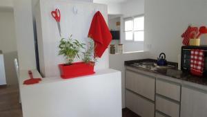 Una cocina o kitchenette en Casa Finisterre